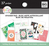 Me and My Big Ideas - The Happy Planner - Tiny Sticker Pad - Seasonal