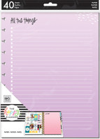Me and My Big Ideas - The Happy Planner - Colored Fill Paper 2 - BIG