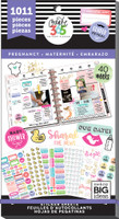 Me and My Big Ideas - The Happy Planner - Value Sticker Book - Pregnancy