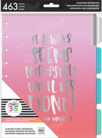 Me and My Big Ideas - The Happy Planner - Hourly - Six Month Extension Pack - Classic