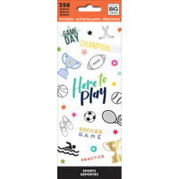 Me and My Big Ideas - The Happy Planner - Sticker Book - Sports