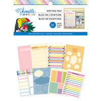 "Shimelle Box Of Crayons Writing Pad 6"" x 8"""