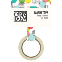 Carpe Diem - Simple Stories - Washi Tape - Hello Summer