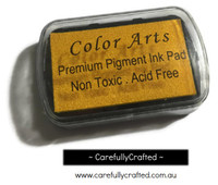 Premium Pigment Ink Pad - Yellow #IP-P2