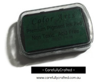 Premium Pigment Ink Pad - Dark Green #IP-P3