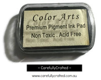 Premium Pigment Ink Pad - White #IP-P4