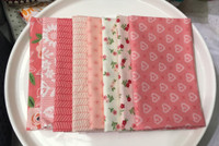 Moda Fabric - Fat Quarter Bundle - Sugar Pie by Lella Boutique - Pink
