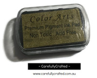 Premium Pigment Ink Pad - Gold #IP-P8