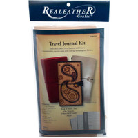 Travel Journal Notebook Kit - Natural