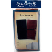 Travel Journal Notebook Kit - Rustic