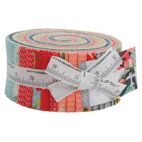 Moda Fabric Precuts Jelly Roll - Clover Hollow - Sherri & Chelsi
