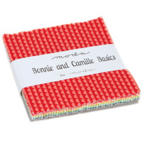Moda Fabric Precuts - Basics by Bonnie & Camille - Moda Treat