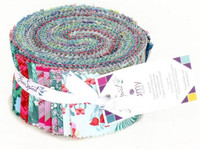 Free Spirit Fabric Precuts - Splendor by Amy Butler - Jelly Roll
