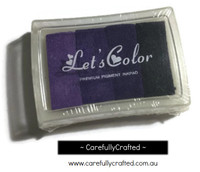 Stamp Ink Pad - Purple Shades #IP-8