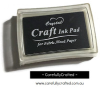 Stamp Ink Pad - Black #IP-9