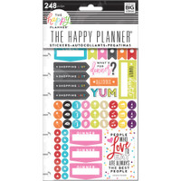 Me and My Big Ideas - The Happy Planner - Planner Stickers - What's for Dinner