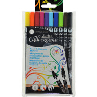 Manuscript - CalliCreative Duotip - Brush Calligraphy Markers - Set of 10