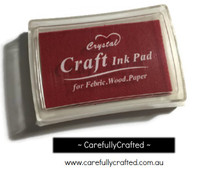 Stamp Ink Pad - Red #IP-11