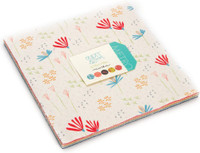 Moda Fabric Precuts Layer Cake - Desert Bloom by Sherri & Chelsi