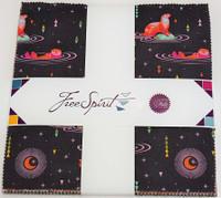 Free Spirit Fabric Precuts - Spirit Animal by Tula Pink - Layer Cake