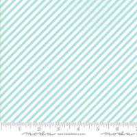 Moda Fabric - Vintage Holiday - Bonnie & Camille - Aqua #55168 22