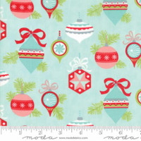 Vintage Holiday - Bonnie & Camille - Aqua #55160  13