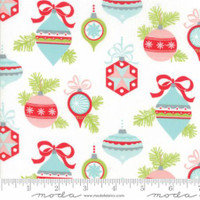 Vintage Holiday - Bonnie & Camille - Ivory  #55160  18