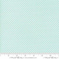 Vintage Holiday - Bonnie & Camille - Aqua  #55162  12