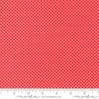 Vintage Holiday - Bonnie & Camille -  Red Pink   #55162  15