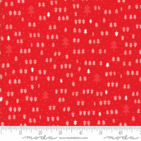 Vintage Holiday - Bonnie & Camille -  Red  #55163  11