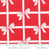 Vintage Holiday - Bonnie & Camille -  Red  #55165  11
