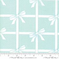 Vintage Holiday - Bonnie & Camille -  Aqua  #55165  13