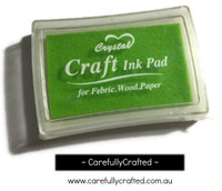 Stamp Ink Pad - Green #IP-15