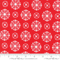 Vintage Holiday - Bonnie & Camille -  Red  #55166  11