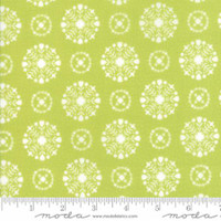 Vintage Holiday - Bonnie & Camille -  Green  #55166  16