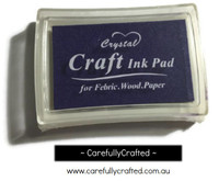 Stamp Ink Pad - Purple #IP-16