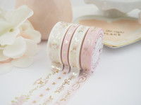 The Pink Room Co - AURORA Washi Collection - The Pink Room Co Exclusive Original