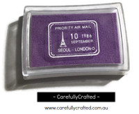 Stamp Ink Pad - Purple #IP-17