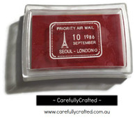 Stamp Ink Pad - Red #IP-19