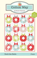 Cotton Way - Quilt Pattern - Deck The Halls