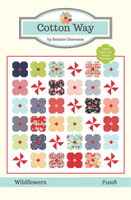 Cotton Way - Quilt Pattern - Wildflowers