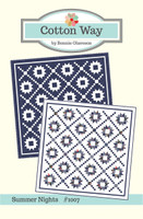 Cotton Way - Quilt Pattern - Summer Nights