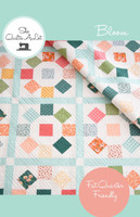 She Quilts ALot - Quilt Pattern - Bloom