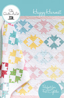 She Quilts ALot - Quilt Pattern - Happy Harvest