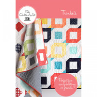 She Quilts ALot - Quilt Pattern - Trinkets