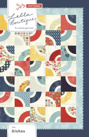 Lella Boutique - Quilt Pattern - Dishes