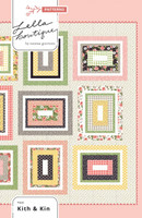 Lella Boutique - Quilt Pattern - Kith & Kin