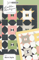 Lella Boutique - Quilt Pattern - Barn Style