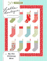 Lella Boutique - Quilt Pattern - By the Chimney Mini