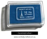 Stamp Ink Pad - Blue #IP-21